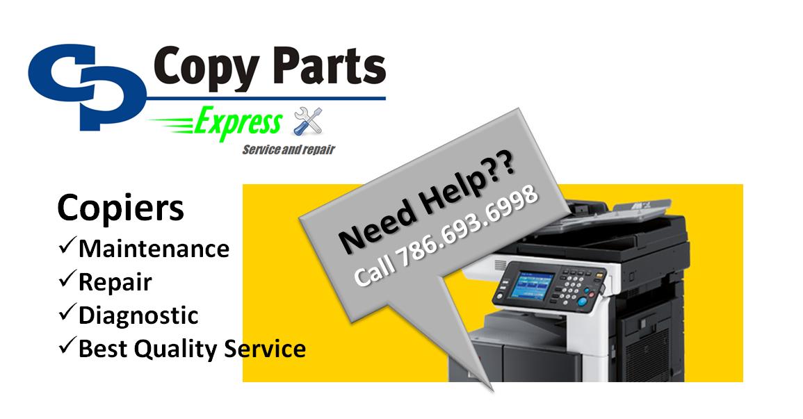 copy parts express help
